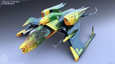 Here is a bunch of the concept art I did for the Mustang Variants for Star Citizen. This ships was originally designed by David Hobbins and I took over the base to design the variants. Spaceship Concept, Spaceship Design, Concept Ships, Concept Cars, Futuristic Cars, Futuristic Design, Futuristic Vehicles, Star Citizen, Sculpture Metal