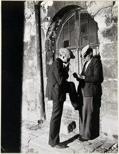 Les mauvais garçons, vers 1930-1931, Brassaï