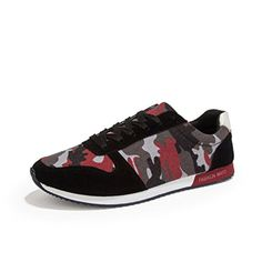 ESOSO Breathable Camouflage Sneaker Fashion Shoes - Brought to you by Avarsha.com