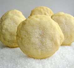 Good Things by David: Soft Batch Sugar Cookies