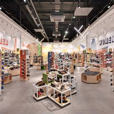 New Schuh concept at Bluewater - Retail Design World