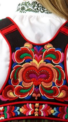 Folklore, Embroidery Ideas