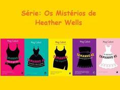 Os Mistérios de Heather Wells