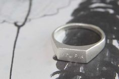 Utopia Ring by Seb Brown