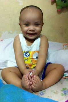 Carlisle Von Patrick (2 years old), Quezon City, Philippines, was diagnosed with a #craniopharyngioma in March 2013, at 1 year old. He has had surgery & according to his mom, Mayu (a pinner), will also undergo radiotherapy. Read his story here: http://mamayuxx.wordpress.com/ & http://www.gofundme.com/carlislevonpatrick  (from related link (comment from Mayu): http://www.pinterest.com/pin/199284352235165200/ ). Mayu's Pinterest:  http://www.pinterest.com/mamayuxx/ .