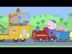Peppa Pig songs: Peppa Pig's family - Introduction The Bing Bong song The Recycling song Granpa's Little Train song North Star song Ponle un like 👍 Suscríbete Papa Pig, Balloon Rides, The Balloon, Peppa Pig Songs, Peppa Pig Full Episodes, Peppa Pig Family, Elementary Spanish, Spanish Class, France
