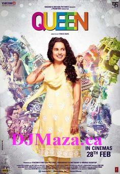 Queen Hindi Movie 2014 Mp3 Songs Album