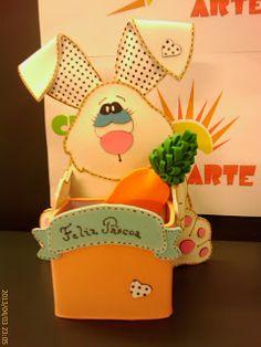 Cintilarte - Artes Decorativas: E.V.A.