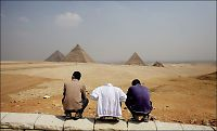 Egypt lammes av turistflukten