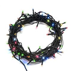 Blinngo LED String Lights, 32.8ft 72LED 3 AA Battery Powe…