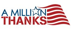 A Million Thanks - where to send letters for military  Random act of kindness idea