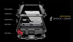 TakTik Extreme, Strike iPhone 5 Cases Make The Toughness Grade - Tech & Accessory News - Gadgetmac