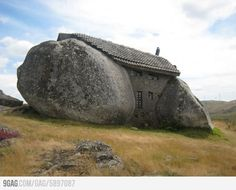 Stone House in Portugal.