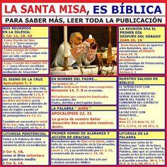 la Misa es Cristiana y es Catolica