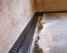 Solutions for a wet basement