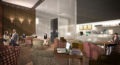 live and work with style in Country Towers