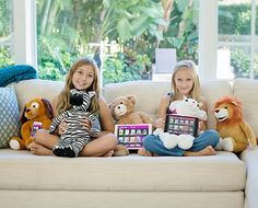 Bluebee Pals Interactive Bluetooth Plush {Christmas Giveaway 2014}