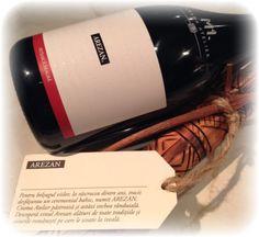M1.Crama Atelier - Arezan Feteasca Neagra. #cramaatelier #arezan Drinks, Bottle, Wine, Atelier, Drinking, Beverages, Flask, Drink, Jars