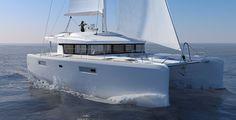 Catamaran yacht charter Croatia on board Lagoon 52 and visit Croatia islands with Catamaran Charter Croatia, proud member of Europe Yachts