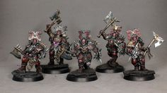 Khorne Blood warriors