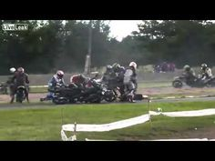 Bike Race Fail - Motorcycle Race Crash