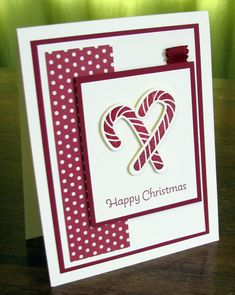 stampin up christmas card samples | More Christmas Cards : Stephanie's Blog