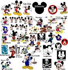 Mickey and more
