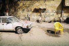 Cars in Cairo, via Flickr.