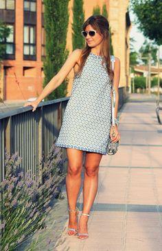 #fashion #fashionista Rebeca look_sesentero-other_stories-chica_ye-ye