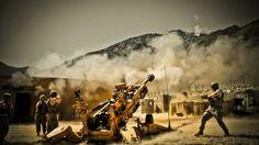 Raining Hell On the Taliban