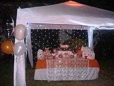 Alquiler de gazeos, puff, vajilla y manteleria, mesas dulces, decoracion con globos y mas..PIDA SU  PRESUPUESTO....119737023