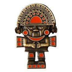 Edité en 246 exemplaires (numérotés)Ce géocoin est trackable sur www.geocaching.com.Dimensions :Hauteur: 5,0 cmLargeur : 3,0 cmEpaisseur : 0,4 cm