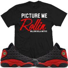 info for 5c958 93015 Jordan 13 Chicago Cherry Matching Shirt Retro 13 Bred, Jordan 13, Jordan  Retro,