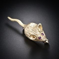 Gold Mouse Pin