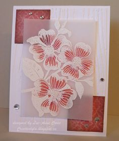 SC435 Floating Vellum by Shadow's Mom - Cards and Paper Crafts at Splitcoaststampers
