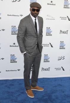 Idris Elba at Independent Spirit Awards 2016