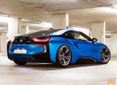 BMW - This Is How Mesmerisingly Good An 'M' Version Of The BMW i8 Would Look  - Euro