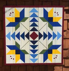 Susie's Barn Quilt