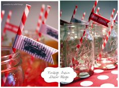 Nellie Design: Fridays with Fin :: Vintage Train Birthday Party