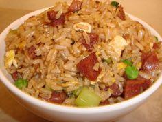 I love Chinese fried rice, i love rice, i want rice,,, rice!!!