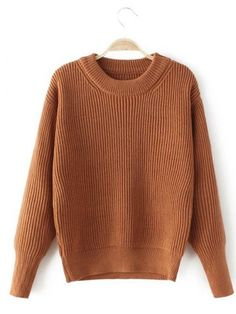 GET $50 NOW | Join RoseGal: Get YOUR $50 NOW!http://www.rosegal.com/sweaters/casual-ribbed-pullover-sweater-830665.html?seid=6145535rg830665
