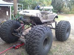 Lets see all THE BIG LIFTED CARTS!! - Page 4