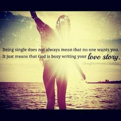 Every love story is made by God.