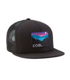 ecf8b953325d5 Coal Hauler Trucker Mesh Cap Hurley Caps