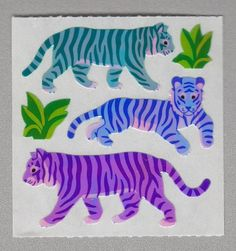SandyLion sticker sección Prismatic 90er carrusel sticker album cromos