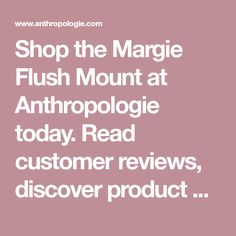 Shop the Margie Flush Mount at Anthropologie today. Read customer reviews, discover product details and more. Chandelier, Velvet Curtains, Velvet Quilt, Bhldn, W 6, Switch Plates, Of Wallpaper, Peacock Wallpaper, Or Antique