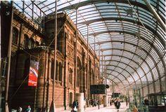 Bilderesultat for train station architecture old