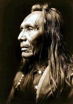 Native American (Indian) - Wouldn't it be wonderful to be able to share a conversation, a meal, an evening... anything, with them?