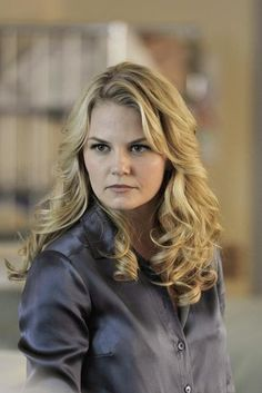 Once Upon a Time's Emma Swan, played by Jennifer Morrison. Created by Adam Horowitz and Edward Kitsis. (