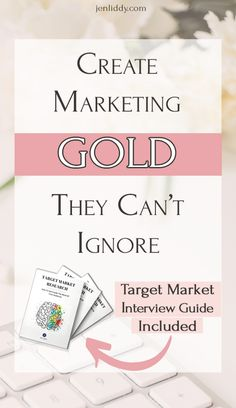 Do you struggle to think of new marketing ideas? Does a social media strategy sound overwhelming? Take advantage of this free printable download and video training that will help you find motivation to grow your business. It's like a mini-course that will give you access to my secret weapon I give all my private clients. It's all about finding your target market by using your audience, friends, Email Marketing Design, Email Marketing Campaign, Email Marketing Strategy, Marketing Ideas, Content Marketing, Email Like A Boss, Interview Guide, Successful Online Businesses, Market Research